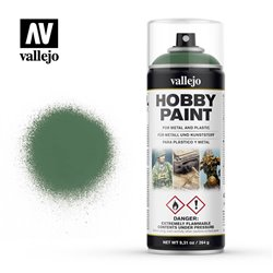 VALLEJO 28.028 Bombe - Spray Hobby Paint VERT – SICK GREEN 400ml