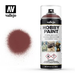 VALLEJO 28.029 Bombe - Spray Hobby Paint ROUGE GORE – GORY RED 400ml