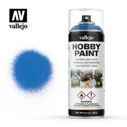 VALLEJO 28.030 Bombe - Spray Hobby Paint BLEU MAGIQUE – MAGIC BLUE 400ml