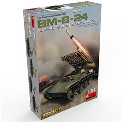 MINIART 35234 1/35 Self-Propelled Rocket Launcher