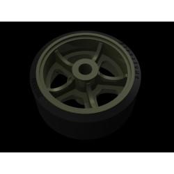 ACADEMY 12554 1/72 ROKAF F-15K Slam Eagle