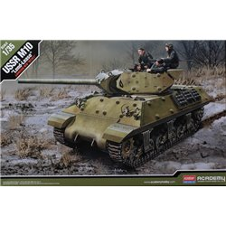 ACADEMY 13521 1/35 Lend-Lease USSR M10 with 5 figures