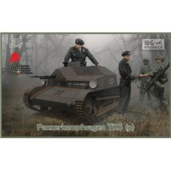 IBG Models 35047 1/35 Panzerspähwagen TKS (p)