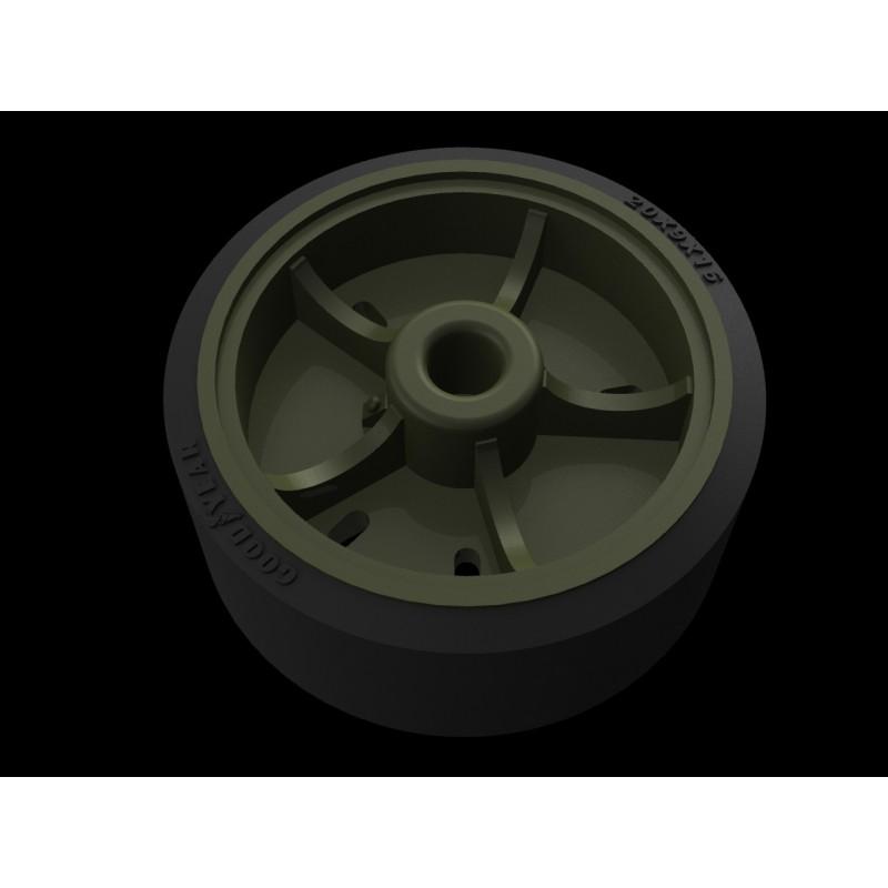 IBG Models 35055 1/35 3Ro Italian Truck - Troop Carrier