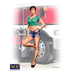 "MASTERBOX MB24061 1/24 Mindy ""Looking for a long haul partner"""