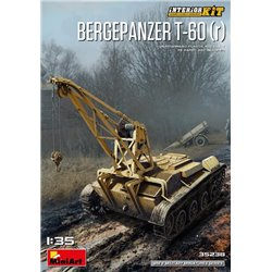 MINIART 35238 1/35 BERGEPANZER T-60 ( r ) INTERIOR KIT