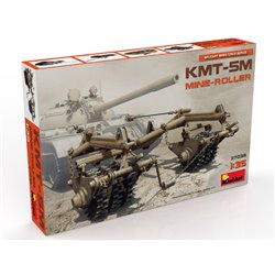 MINIART 37036 1/35 KMT-5M Mine-Roller