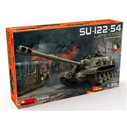 MINIART 37042 1/35 SU-122-54 Late Type