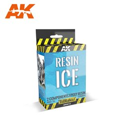 AK INTERACTIVE AK8012 Resin Ice 150ml