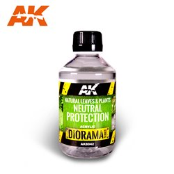 AK INTERACTIVE AK8042 NATURAL LEAVES & PLANTS NEUTRAL PROTECTION