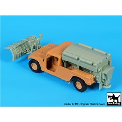 BLACK DOG T35215 1/35 Humvee Snow Truck Conversion Set