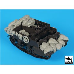 BLACK DOG T35217 1/35 Bren carrier accessories Set n°2