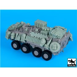 BLACK DOG T35218 1/35 LAV C2 Accessories Set