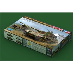 HOBBY BOSS 84531 1/35 Pz.Kpfw. VI Sd.Kfz. 181 Tiger II (Henschel 1944 Production)