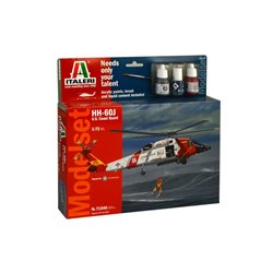 ITALERI 71346 1/72 HH-60J U.S. COAST GUARD
