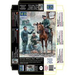 KIBRI 38142 HO 1/87 Deco-set Arrêt de Bus - Bus stop