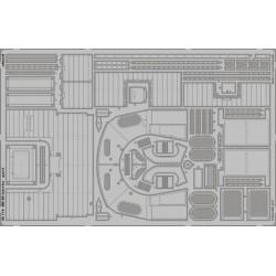 PROXXON 28020 Lame de scie faite d'un alliage spécial d'acier (HSS)