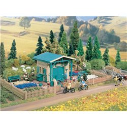 VOLLMER 43643 HO 1/87 Potager - Garden plot