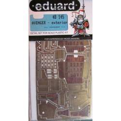 VOLLMER 43739 HO 1/87 Eglise - Church Stuttgart-Berg