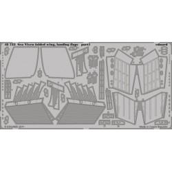 VOLLMER 45147 HO 1/87 Caravanes - Caravan, 2 pieces