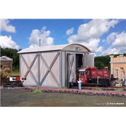 VOLLMER 45761 HO 1/87 Loco hangar pour Köf - Loco shed for Köf