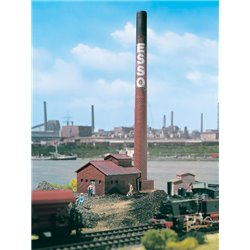 VOLLMER 46017 HO 1/87 Cheminée - Chimney for boiler house