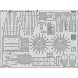 VOLLMER 46053 HO 1/87 Feuille Carton Pavés 25x12.5cm 10pcs
