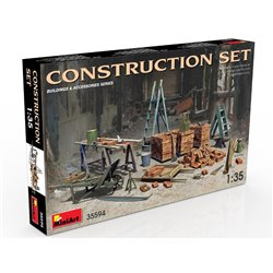 MINIART 35594 1/35 CONSTRUCTION SET