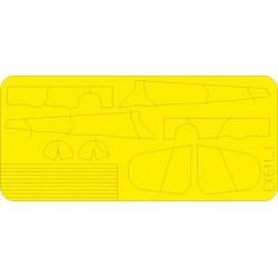 PROXXON 28160 Disques autocollants de ponçage en corindon pour TG 125/E, grain 80