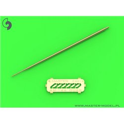 MASTER MODEL AM-144-027 1/144 MiG-21SM/M/MF/bis (Fishbed J/L/N) - Pitot Tube