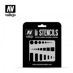 PROXXON 28282 Brosses de ponçage en non-tissé de nylon