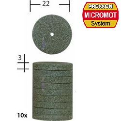 PROXXON 28304 Silicon carbide grinding bits