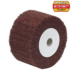 PROXXON 28565 Satin-finishing cylinder (fleece) for cylinder sanders WAS/E and WAS/A