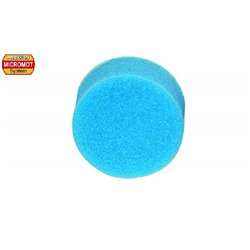 PROXXON 28662 Éponge de polissage (bleu dureté moyenne)