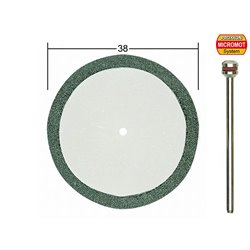PROXXON 28842 Disques à tronçonner diamantés
