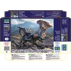 PROXXON 28864 Tungsten vanadium drill bits, 3 pcs., 0.5 mm