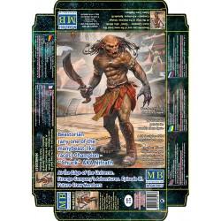PROXXON 28876 HSS twist drill bit set with centring pin in storage case