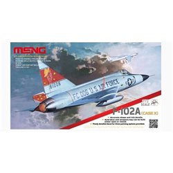 MENG DS-003 1/72 Convair F-102A Delta Dagger Case X Wing