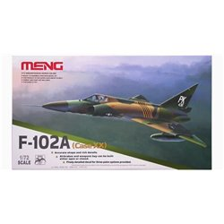 MENG DS-005 1/72 F-102A (Case XX)
