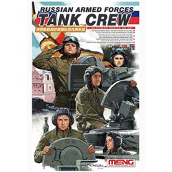 MENG HS-007 1/35 Russian Tank Crew