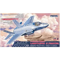 MENG LS-007 1/48 Lockheed-Martin F-35A Lightning II