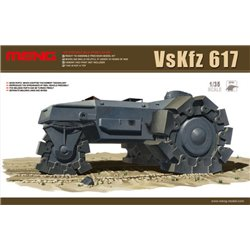 MENG SS-001 1/35 VsKfz 617