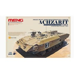 MENG SS-003 1/35 Israel Heavy Armoured Personnel Carrier Achzarit Early