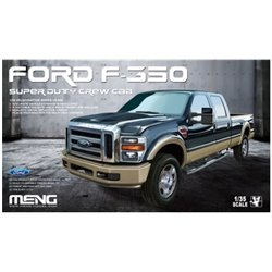 MENG VS-006 1/35 Ford F-350 SUPER DUTY CREW CAB