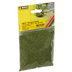 NOCH 08212 Flocage Herbe 1,5 mm, 20 g