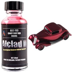 Alclad II Lacquers ALC-703 Candy Ruby Red Enamel 30ml