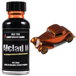 Alclad II Lacquers ALC-704 Candy Orange Enamel 30ml