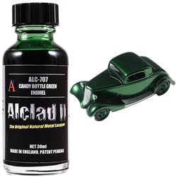 Alclad II Lacquers ALC-707 Candy Bottle Green Enamel 30ml