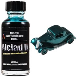 Alclad II Lacquers ALC-709 Candy Electric Blue Enamel 30ml