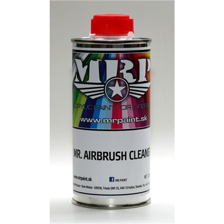 MR.PAINT MRP-C MR. Nettoyant Aérographe – Airbrush Cleaner 250ml